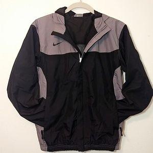 Nike Golf | Black and Gray Windbreaker